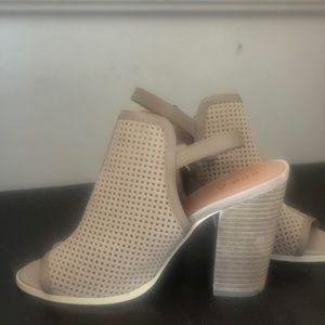 Kelsi Dagger Shoes - Kelsi Dagger Brooklyn Block Sandal Bootie